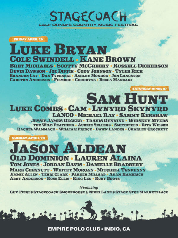 stagecoach music festival 2019