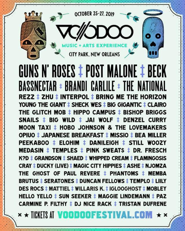 Voodoo Festival 2019