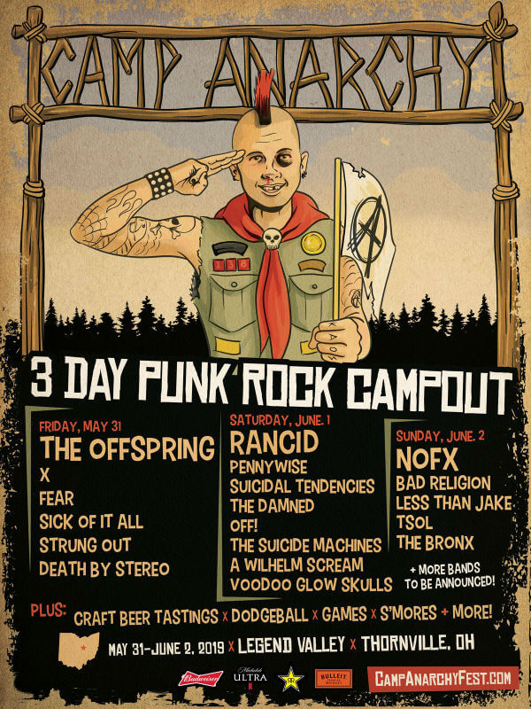 Camp Anarchy Festival 2019