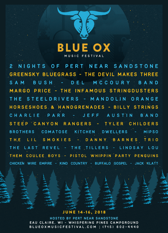 Blue OX Festival 2018