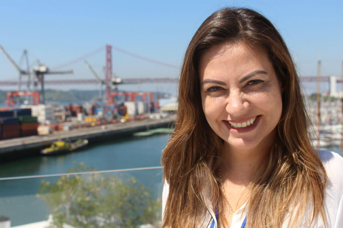 Agatha Areas marketing director rock in rio