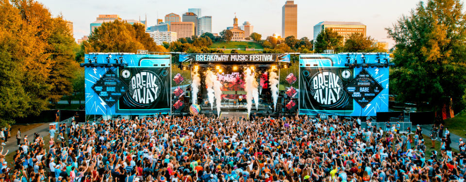 Breakaway Music Festival 2020.Amf Cool All Music Fests